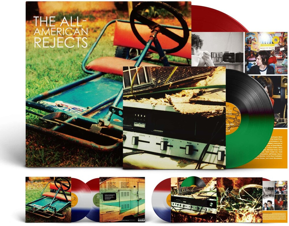 The All-American Rejects - The All-American Rejects [2LP]