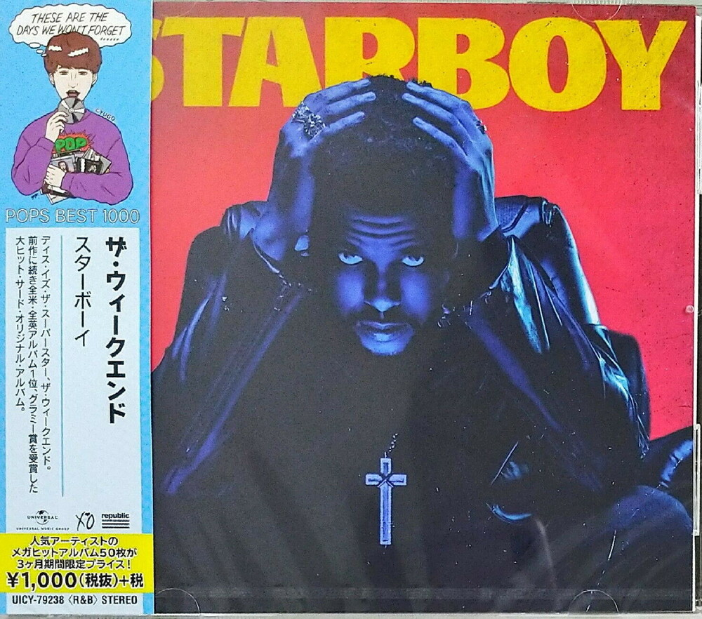 The Weeknd - Starboy (Bonus Track) [Import Limited Edition]