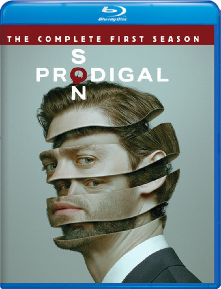 - Prodigal Son: Complete First Season (4pc) / (Full)