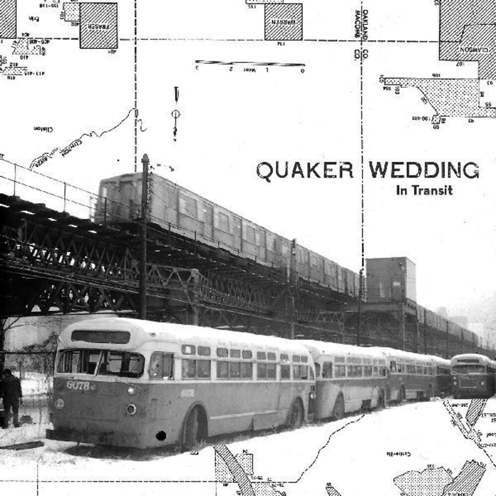 Quaker Wedding - In Transit [Download Included]