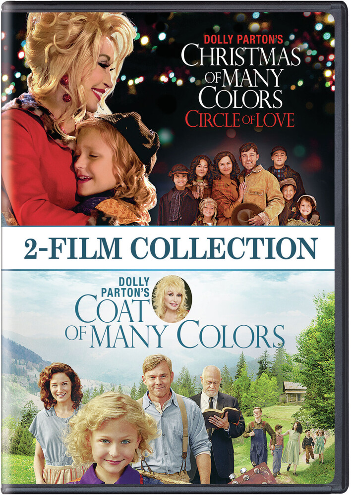 Dolly Parton - Dolly Parton Christmas Of Many Colors / Coat Of