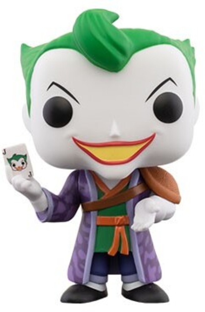 Funko Pop! Heroes: - FUNKO POP! HEROES: Imperial Palace- Joker