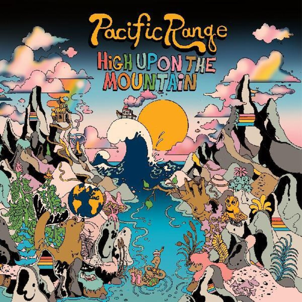 Pacific Range - High Upon The Mountain [LP]