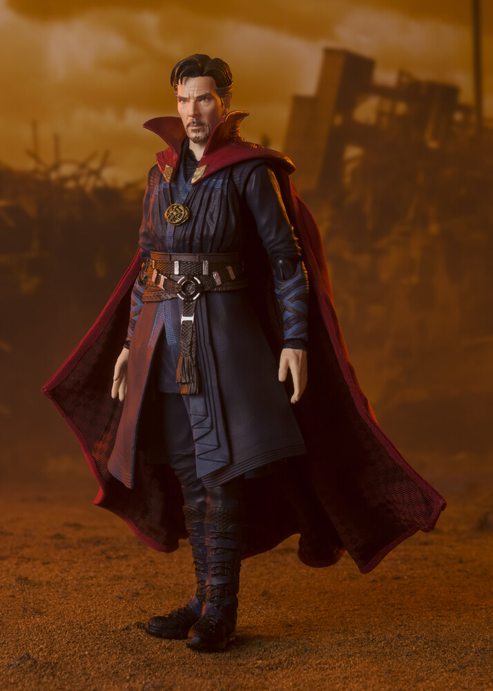 Tamashi Nations - Tamashi Nations - Avengers: Infinity War - Doctor Strange Battle on Titan Edition, Bandai Spirits S.H.Figuarts