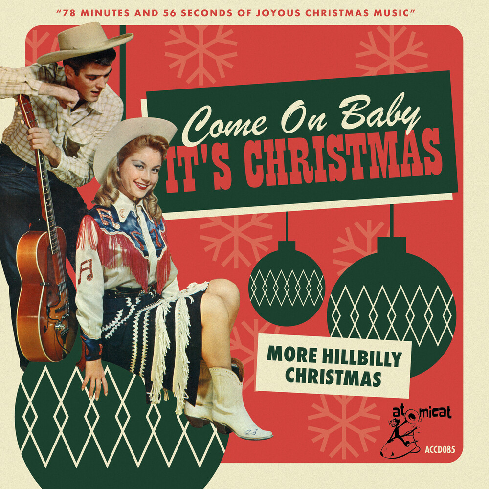 Come On Baby Its Christmas More Hillbilly / Var - Come On Baby Its Christmas: More Hillbilly / Var
