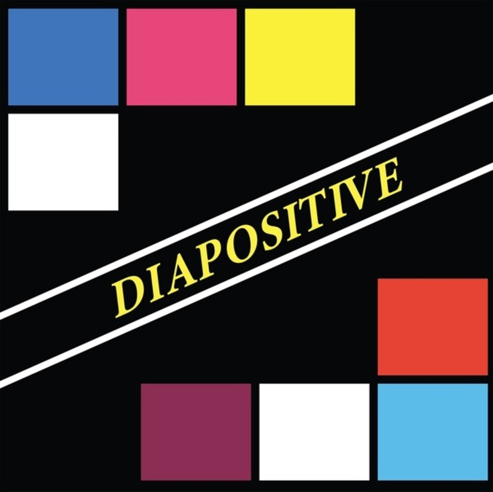 Massimo Guantini - Diapositive / O.S.T. [Clear Vinyl] [Limited Edition] (Ita)