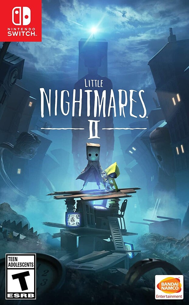 Swi Little Nightmares II - Little Nightmares II for Nintendo Switch