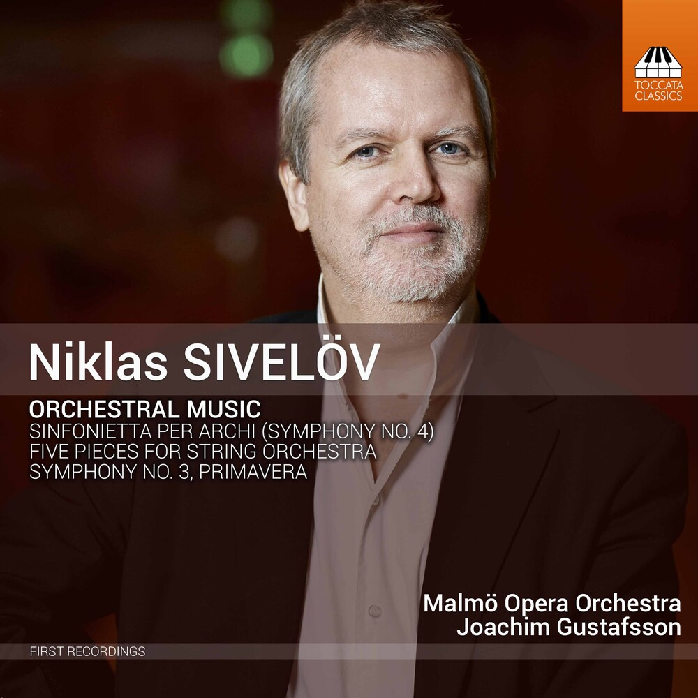 Sivelov - Orchestral Music