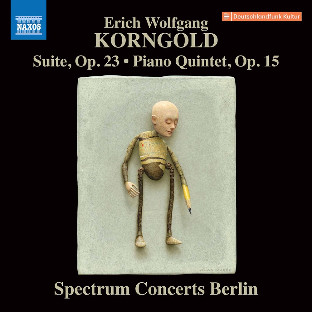 Spectrum Concerts Berlin - Suite 23 / Piano Quintet