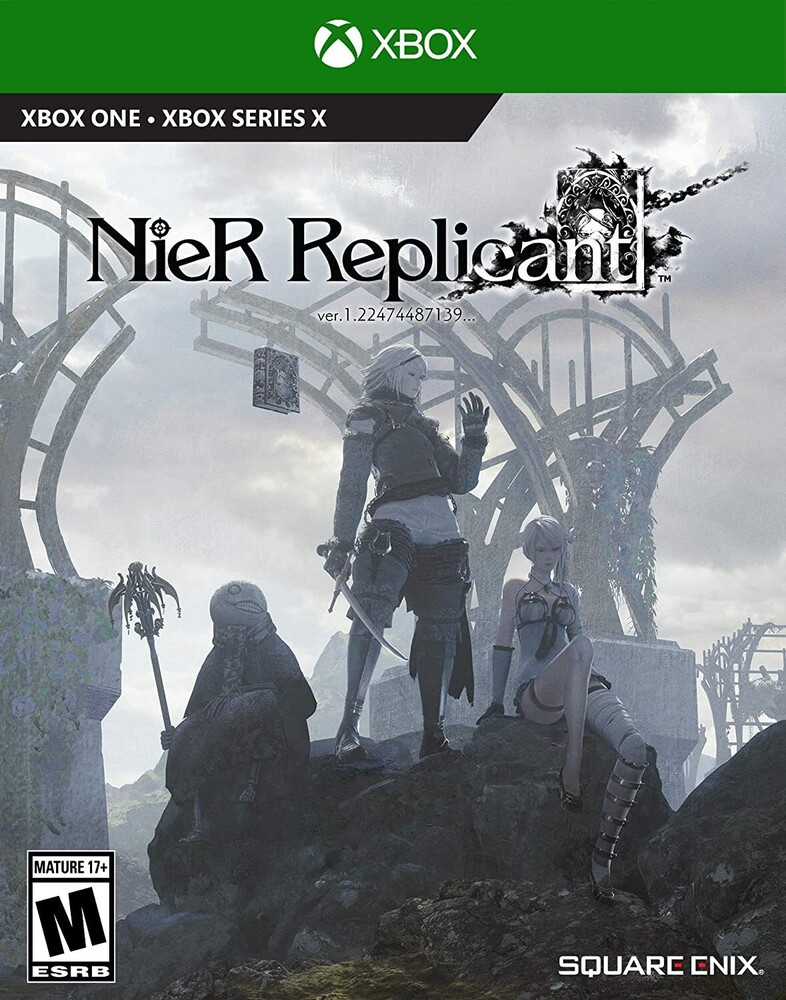 Xbx Nier Replicant Ver.1.22474487139 - NieR Replicant ver.1.22474487139 for Xbox Series X and Xbox One