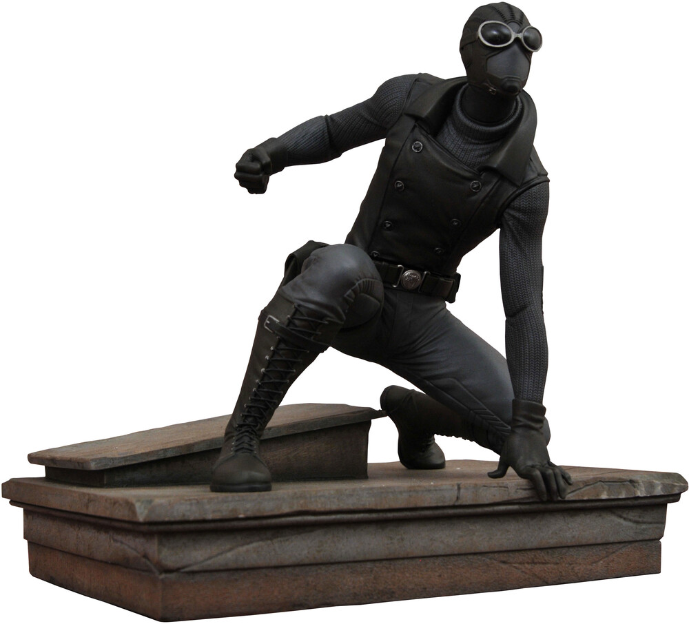 Diamond Select - Diamond Select - Marvel Gallery Ps4 Spider-Noir PVC Statue