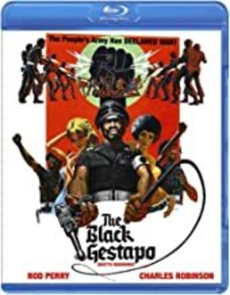 Black Gestapo (1975) - The Black Gestapo