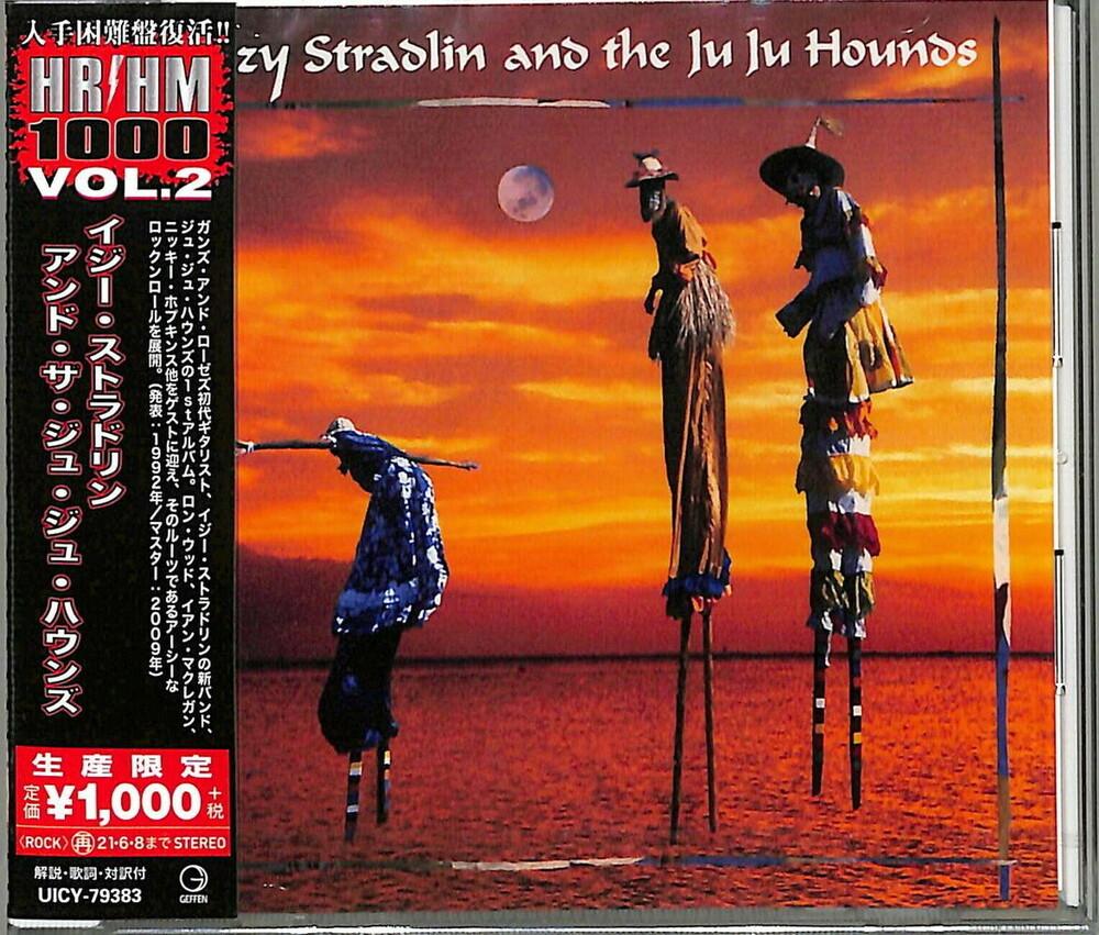 Izzy Stradlin & The Ju Ju Hounds - Izzy Stradlin & The Ju Ju Hounds