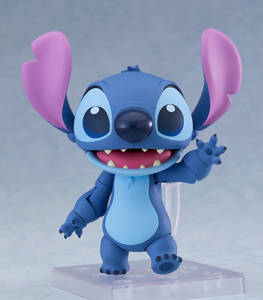 - Good Smile Company - Lilo & Stitch - Nendoroid Stitch