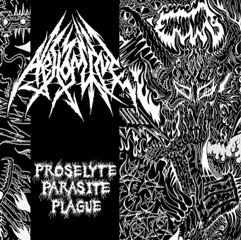 Abhomine - Proselyte Parasite Plague