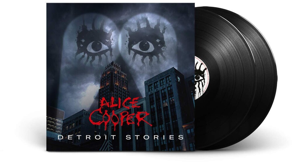 Alice Cooper - Detroit Stories [2LP]