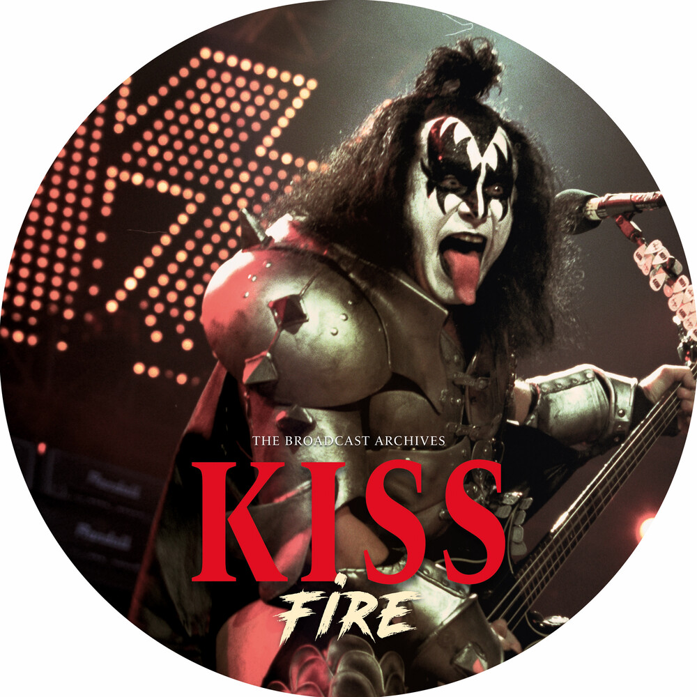 Kiss - Fire (Iex) (Pict) (Iex)