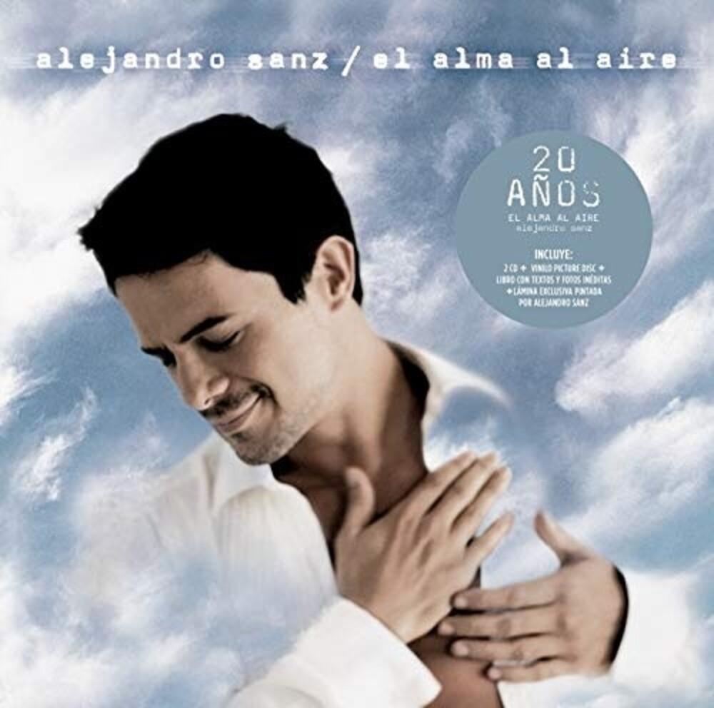 Alejandro Sanz - El Alma Al Aire (20 Aniversario) (W/Cd) (Pict)
