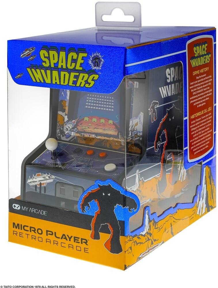 My Arcade Space Invaders Mini Arcade - Space Invaders Mini Arcade