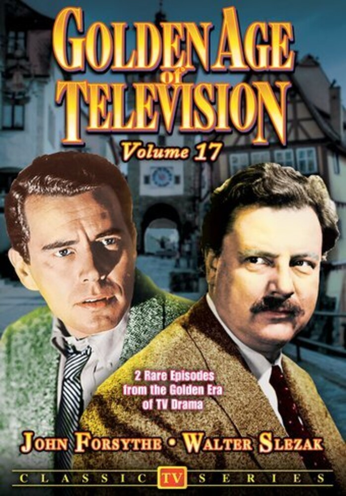 Golden Age of Television Volume 17 - Golden Age Of Television Volume 17