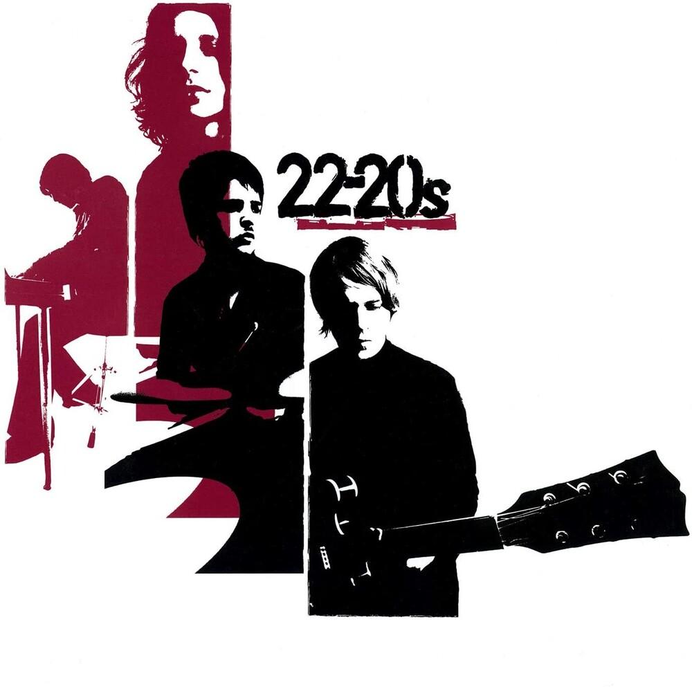 22-20s - 22-20s (Blk) [180 Gram] (Hol)