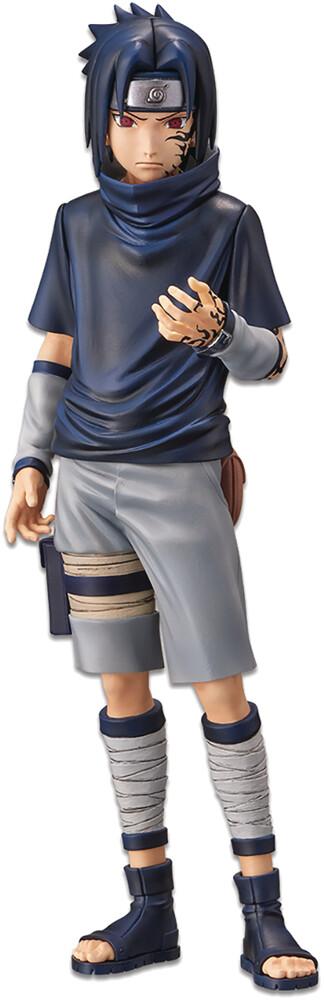- BanPresto - Naruto Uchida Sasuke #2 Grandista Figure