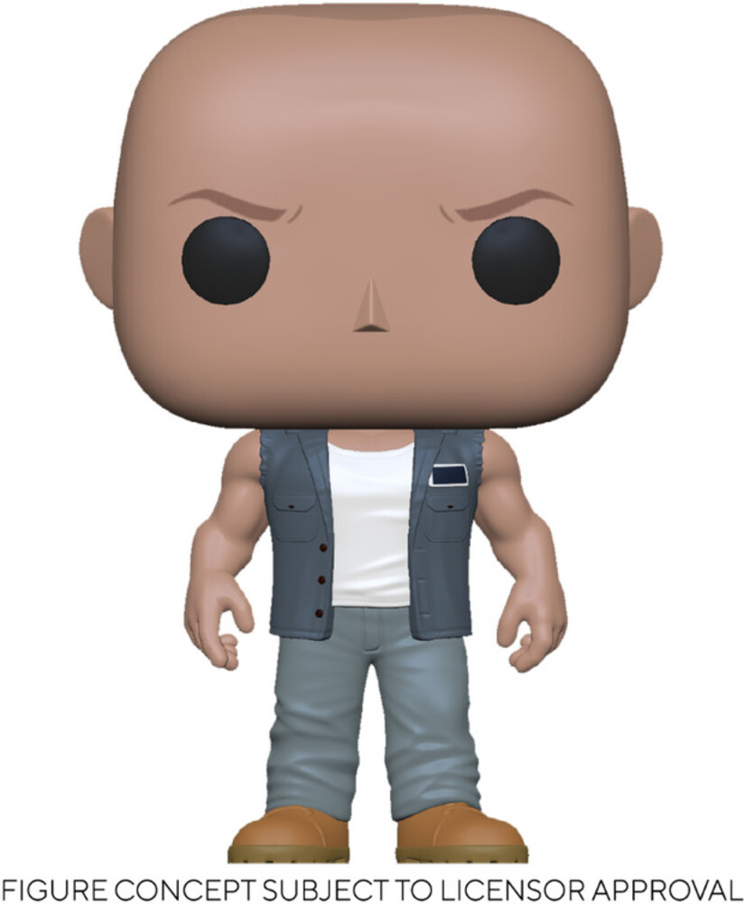 - FUNKO POP! MOVIES: Fast 9- Dominic