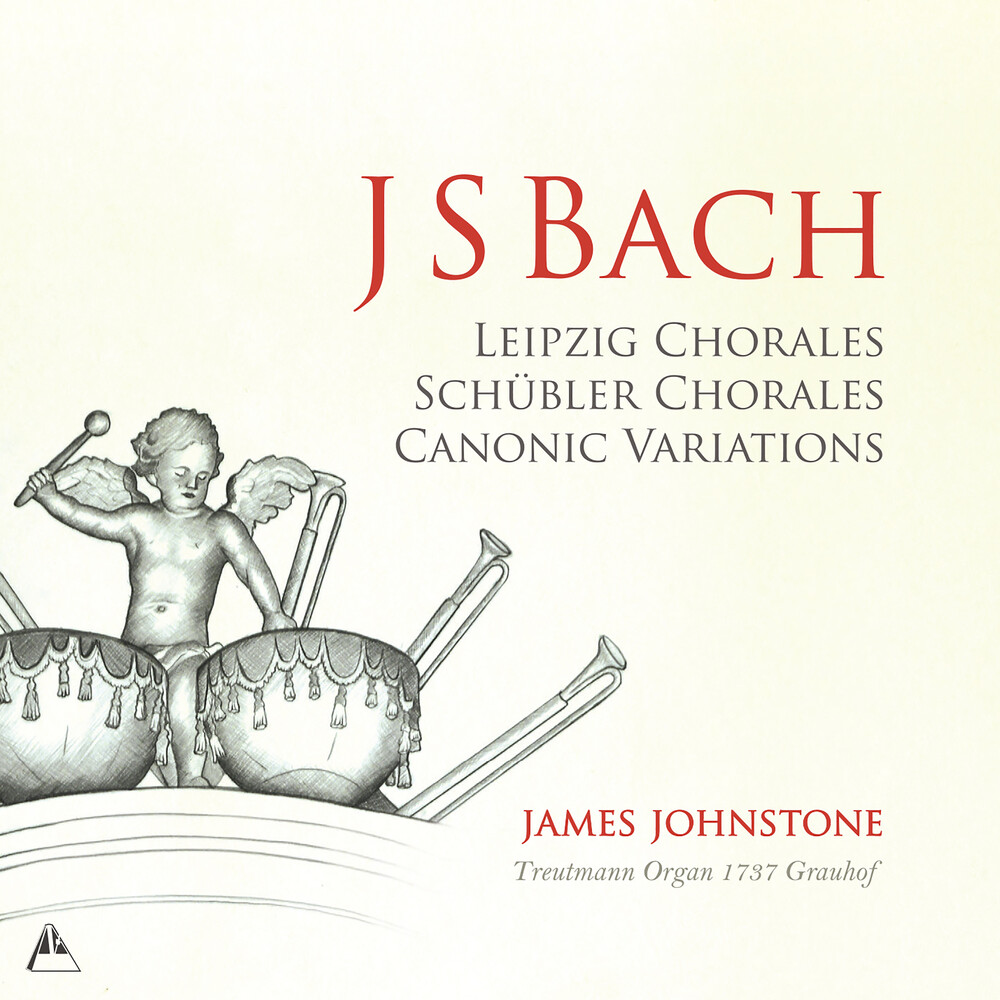 J Bach S / Johnstone - Leipzig Chorales (2pk)