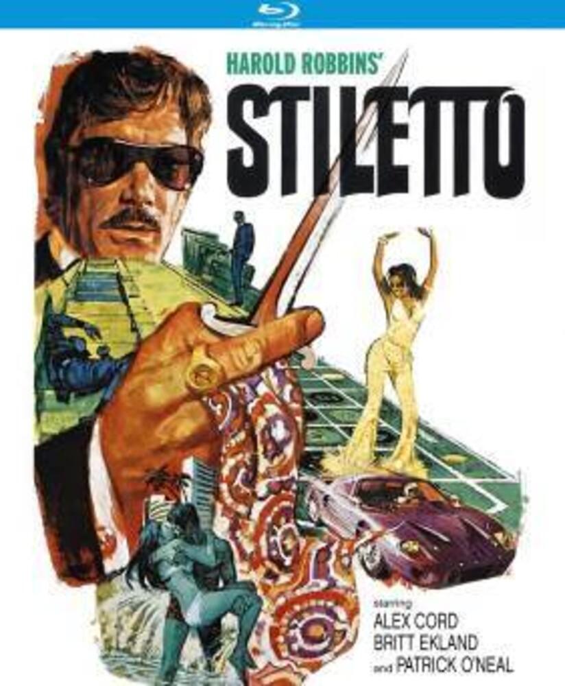 Stiletto (1969) - Stiletto (1969)