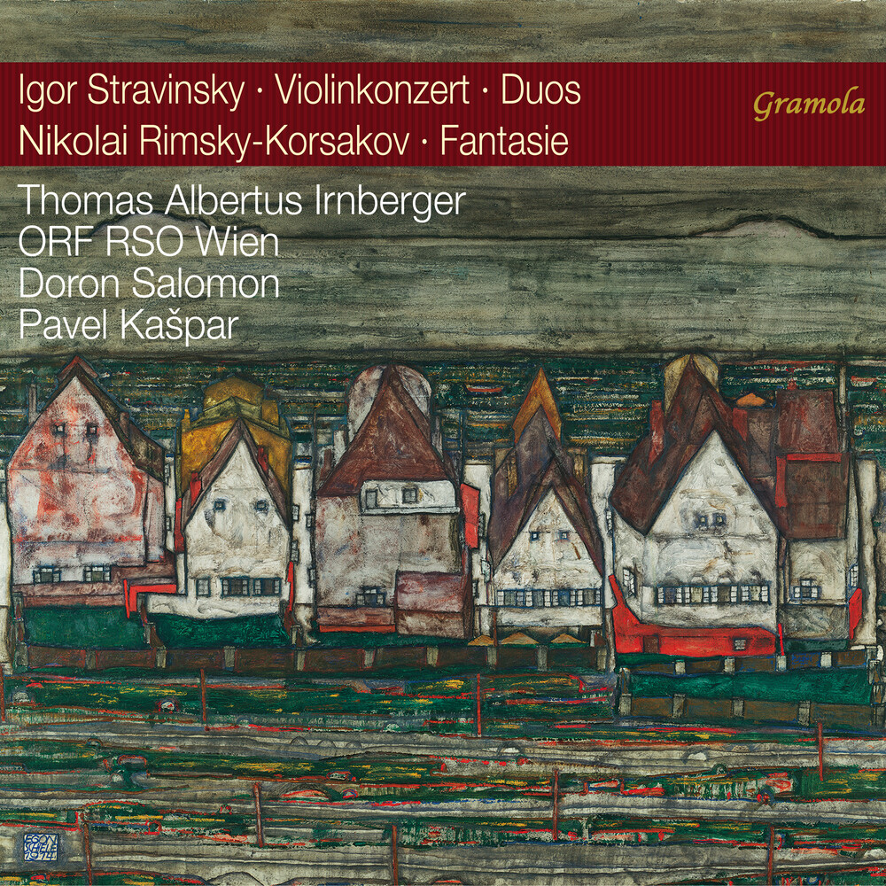 Rimsky-Korsakov / Irnberger / Kaspar - Violinkonzert (Hybr)