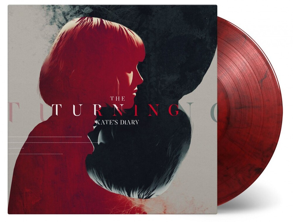 Turning: Kate's Diary / O.S.T. (Blk) (Colv) (Ltd) - Turning: Kate's Diary / O.S.T. (Blk) [Colored Vinyl] [Limited Edition]