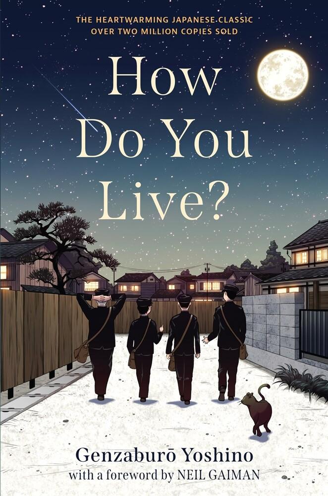 Yoshino, Genzaburo / Navasky, Bruno - How Do You Live?