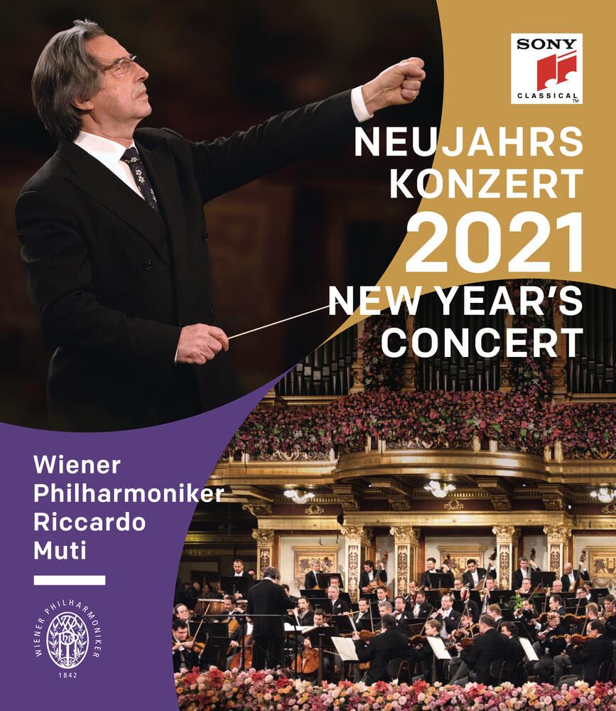 Muti, Riccardo / Wiener Philharmoniker - Neujahrskonzert 2021 / New Year's Concert 2021