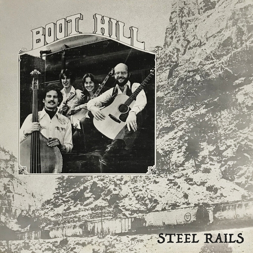 Boot Hill - Steel Rails
