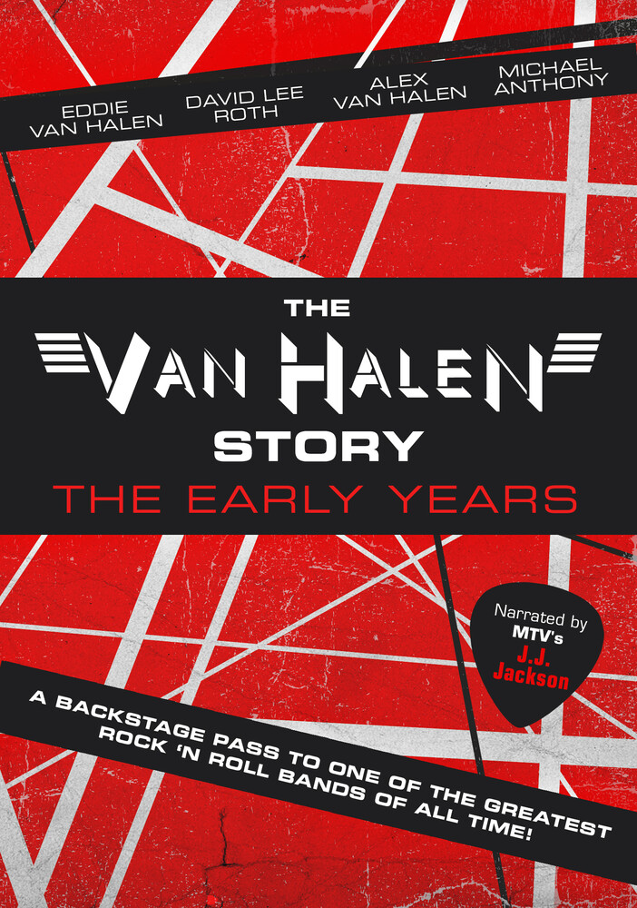 Van Halen - The Van Halen Story: The Early Years