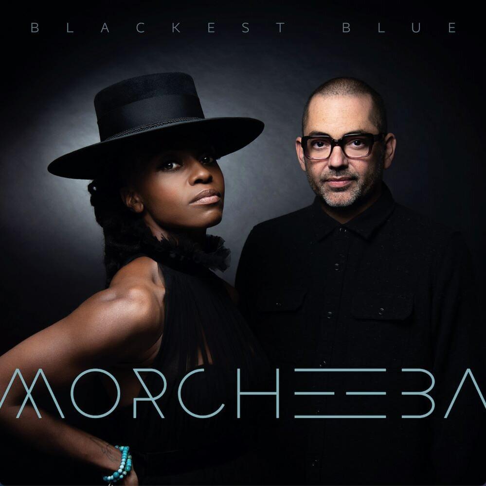 Morcheeba - Blackest Blue (IEX) (White Vinyl + Bonus 7')