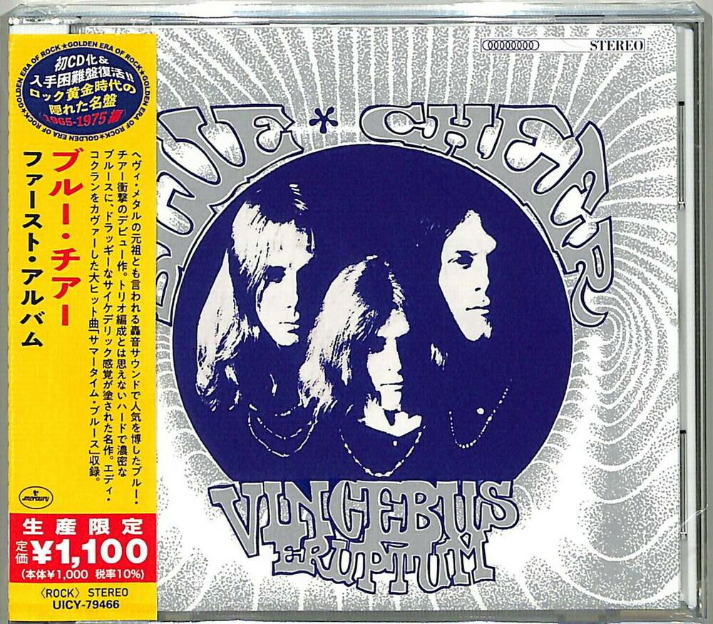 Blue Cheer - Vincebus Eruptum [Reissue] (Jpn)