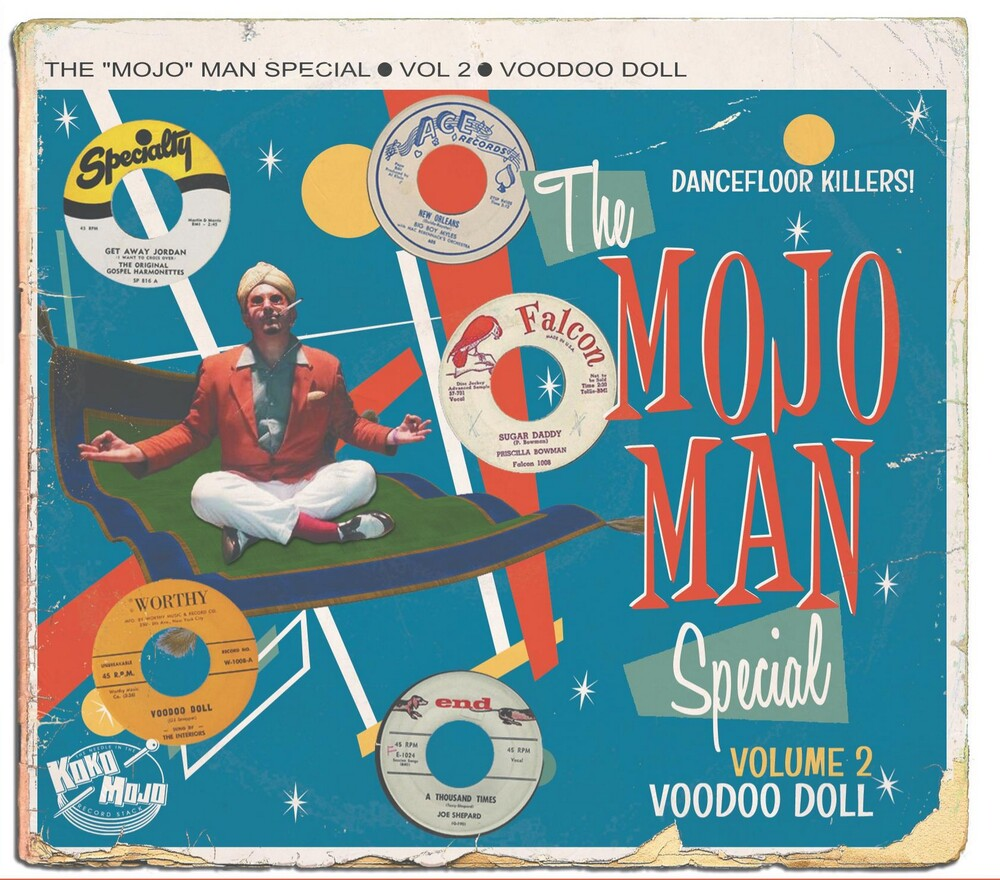 Mojo Man Special (Dancefloor Killers) 2 / Various - Mojo Man Special (dancefloor Killers) 2 (Various Artists)