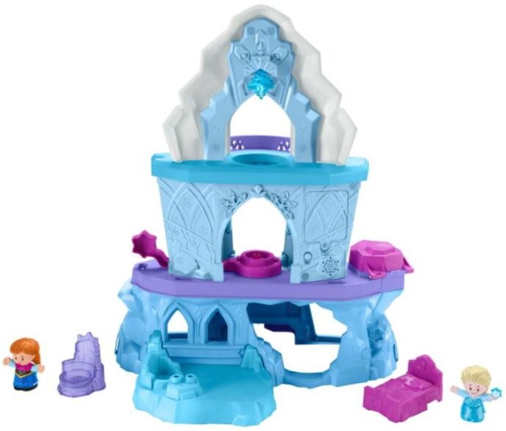 Little People - Fisher Price - Little People Deluxe Frozen Castle