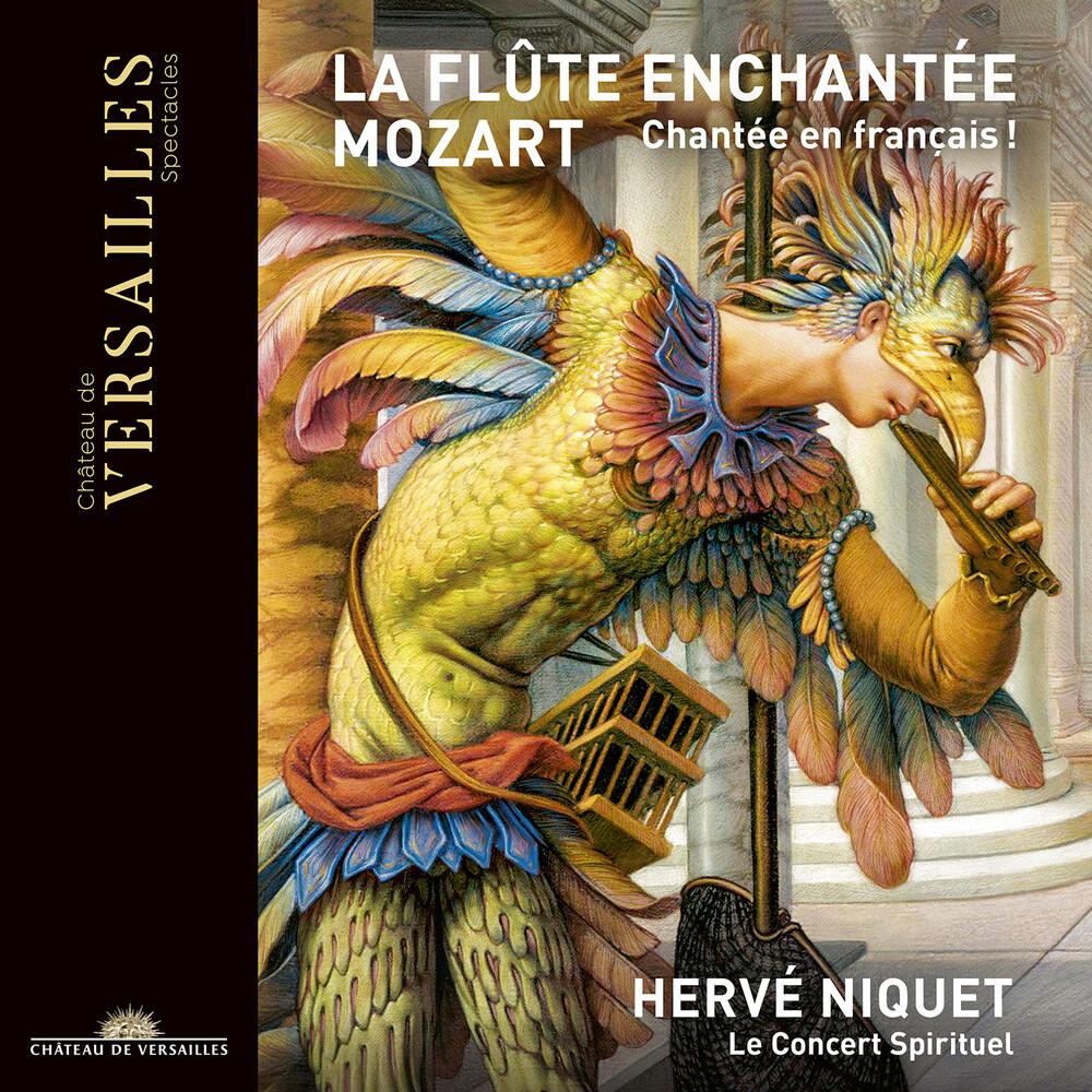 Mozart / Le Concert Spirituel / Niquet - La Flute Enchantee (2pk)