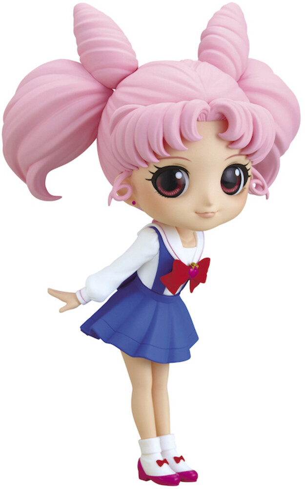 - Pretty Guardian Sailor Moon Eternal Movie Chibiusa