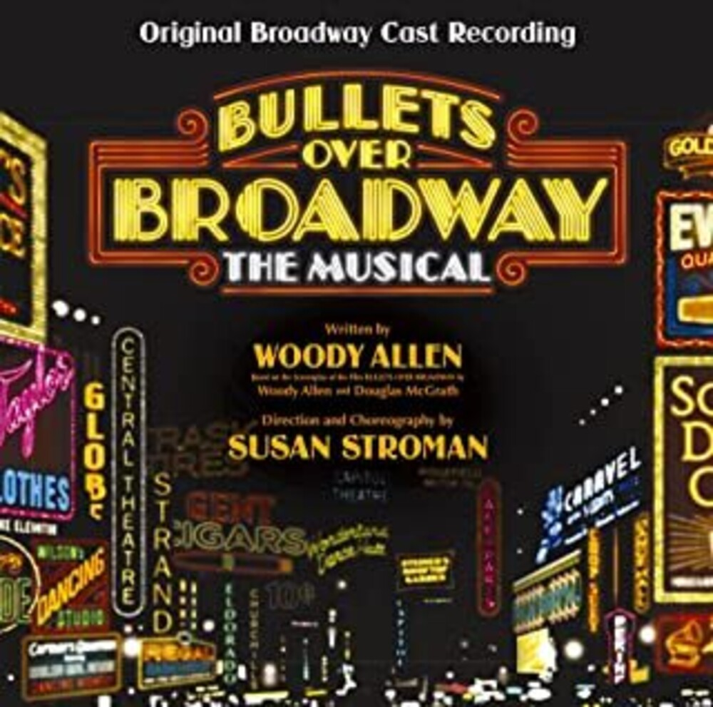 Bullets Over Broadway / O.C.R. (Blus) (Jpn) - Bullets Over Broadway / O.C.R. (Blus) (Jpn)