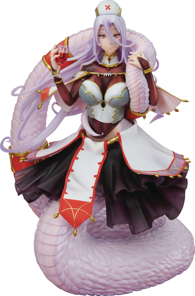 - Monster Girl Doctor Saphentite Neikes 1/8 Pvc (Mr)