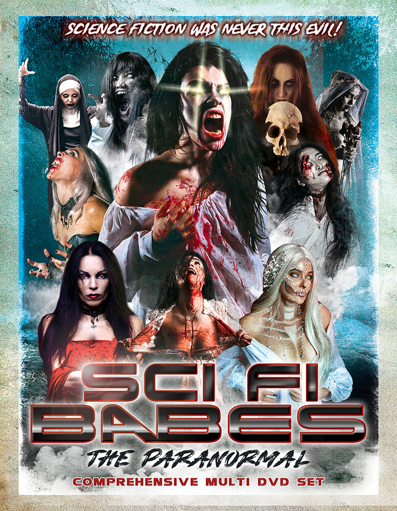- Sci Fi Babes Vol. 3: The Paranormal