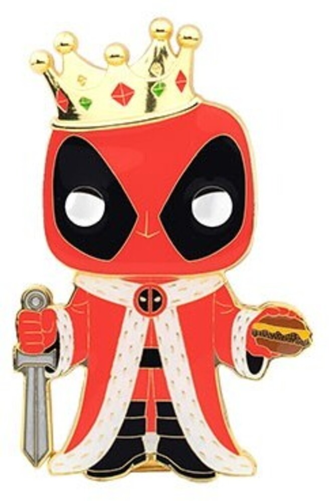 - Marvel Deadpool - King Deadpool (Pin) (Vfig)