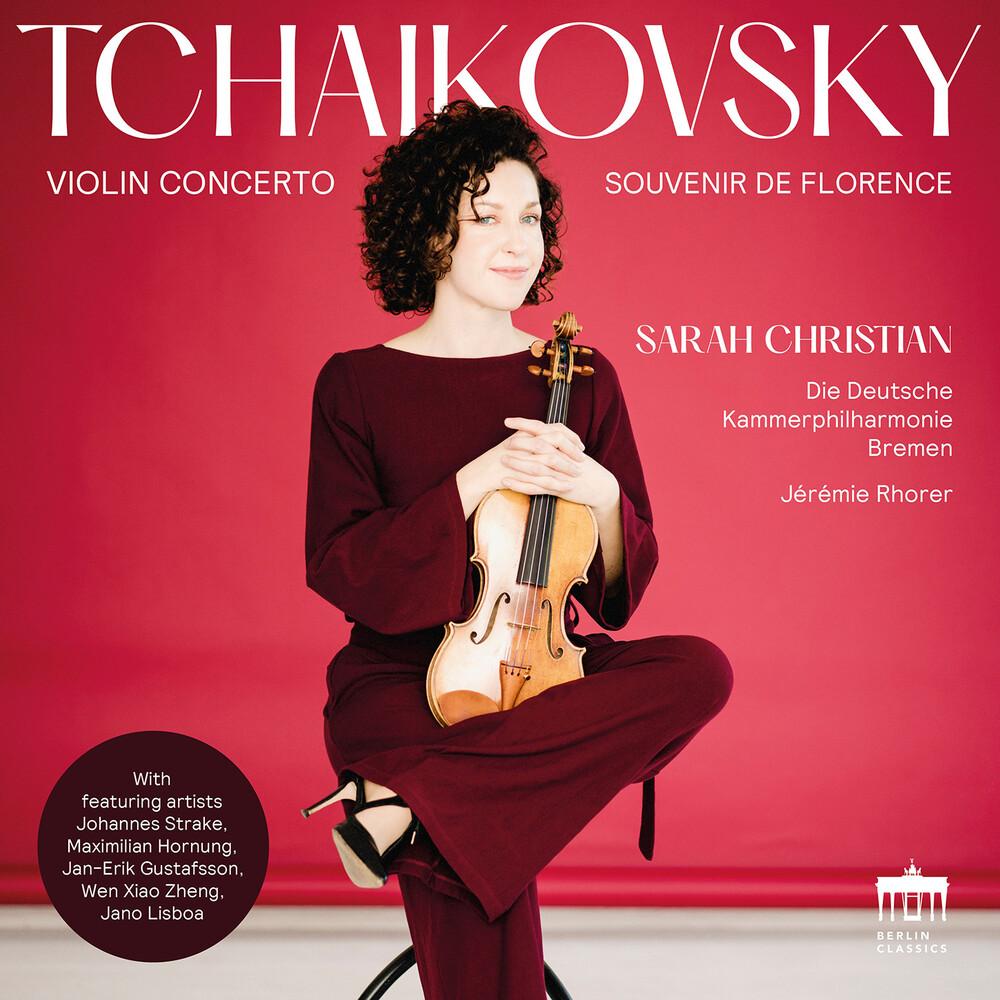 Tchaikovsky / Rhorer - Violin Concerto