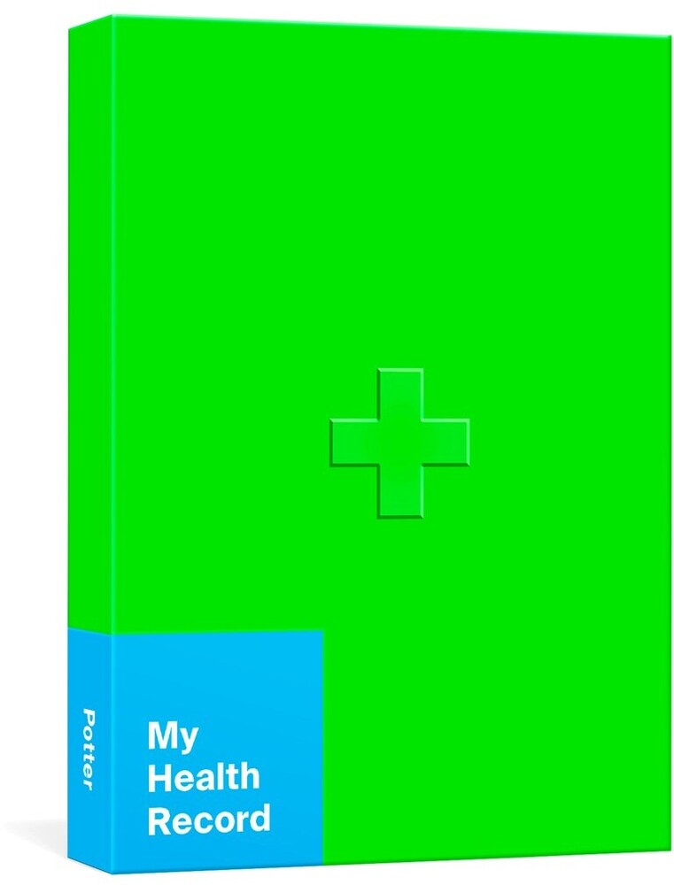Potter Gift - My Health Record (Jour) (Ppbk)
