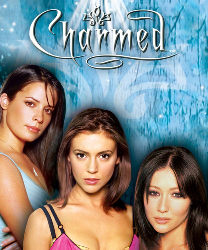 - Charmed: Season 3 (5pc) / (Box Full Mod)