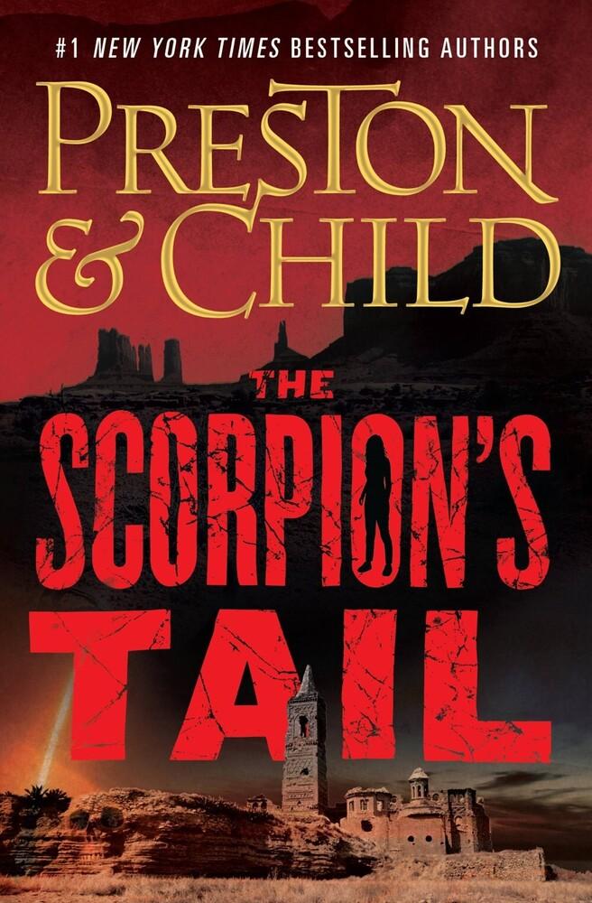 Douglas Preston  / Child,Lincoln - Scorpions Tail (Ppbk) (Ser)