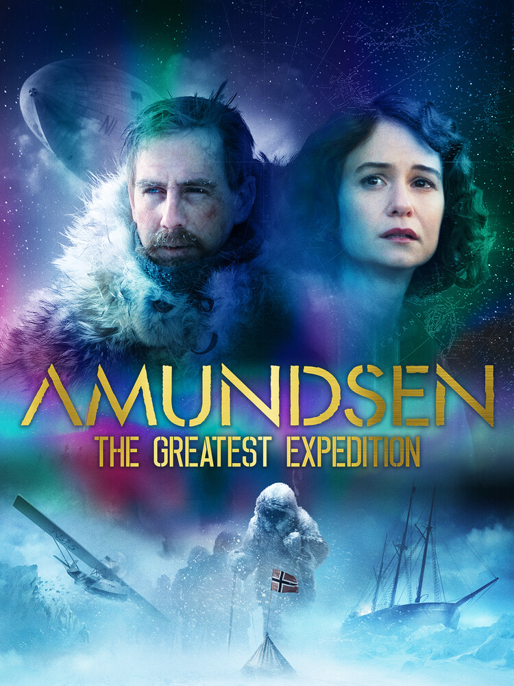 - Amundsen: Greatest Expedition / (Sub)